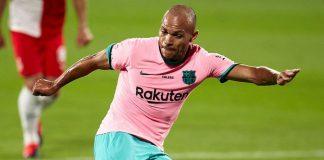 Memphis Depay Urung Datang, Nomor Punggung 9 Barcelona Dipakai Braithwaite
