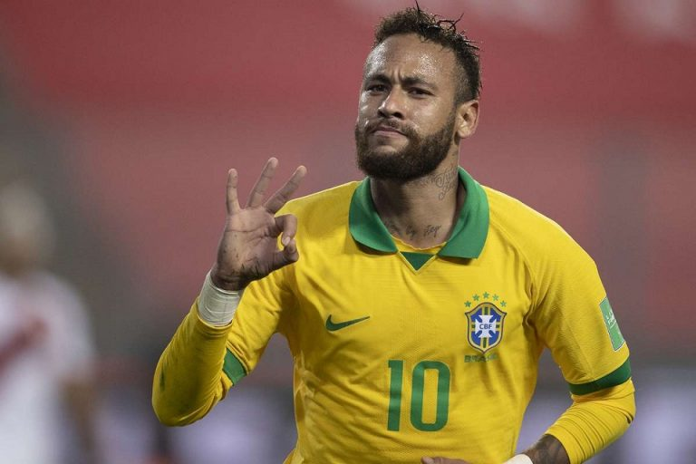 Neymar Kian Dekat Pecahkan Rekor Abadi Legenda Brasil