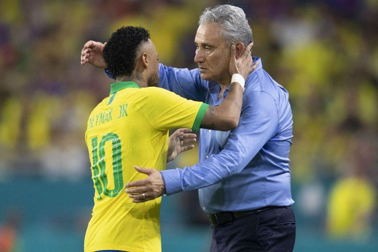 Tite: Neymar Hanya Terbaik di Jamannya