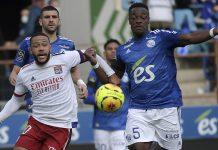 Olympique Lyon Akhirnya Kembali Raih Poin Penuh