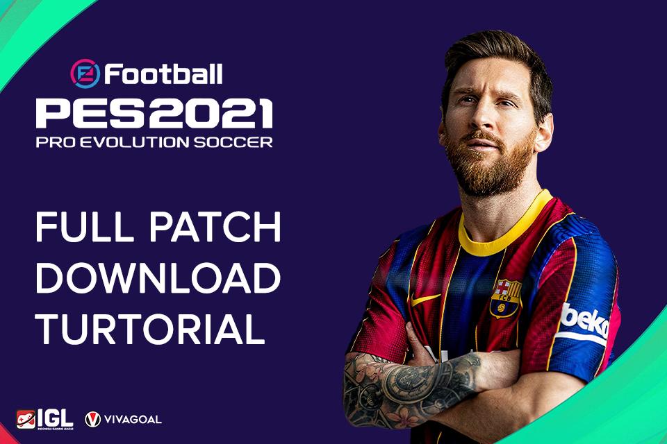 Cara Mudah Dapatkan Semua Logo Klub, Seragam dan Stadion di eFootball PES 2021