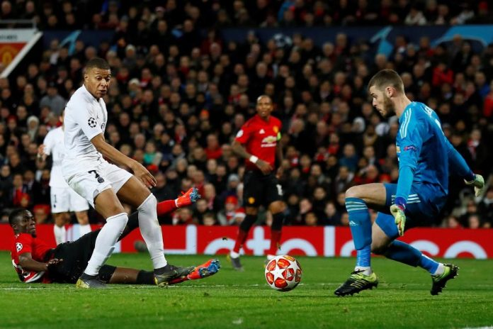 PSG Man United
