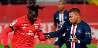 PSG Vs Dijon