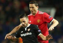 Hadapi MU, Pablo Sarabia Kenang Kemenangan Sevilla Atas Setan Merah