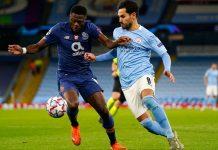 Usai Kalahkan FC Porto, Manchester City Duduk di Puncak Klasemen Sementara Grup C