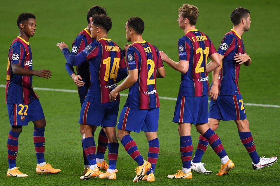 Barcelona di La Liga dan Liga Champions: Bak Dua Sisi Mata Uang