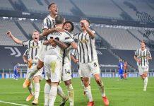 Juventus Bakal Tampil Habis-Habisan Lawan Barcelona