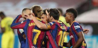 Prediksi Barcelona vs Sevilla Lionel Messi Cs Superior Di Camp Nou