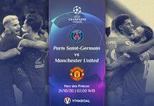 Prediksi PSG vs MU Setan Merah Superior Atas Tim Asal Prancis