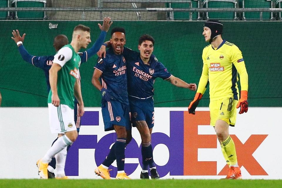 Rapid Vienna vs Arsenal