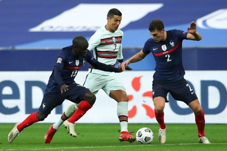 Ronaldo Selalu Kesulitan Bobol Gawang Timnas Prancis