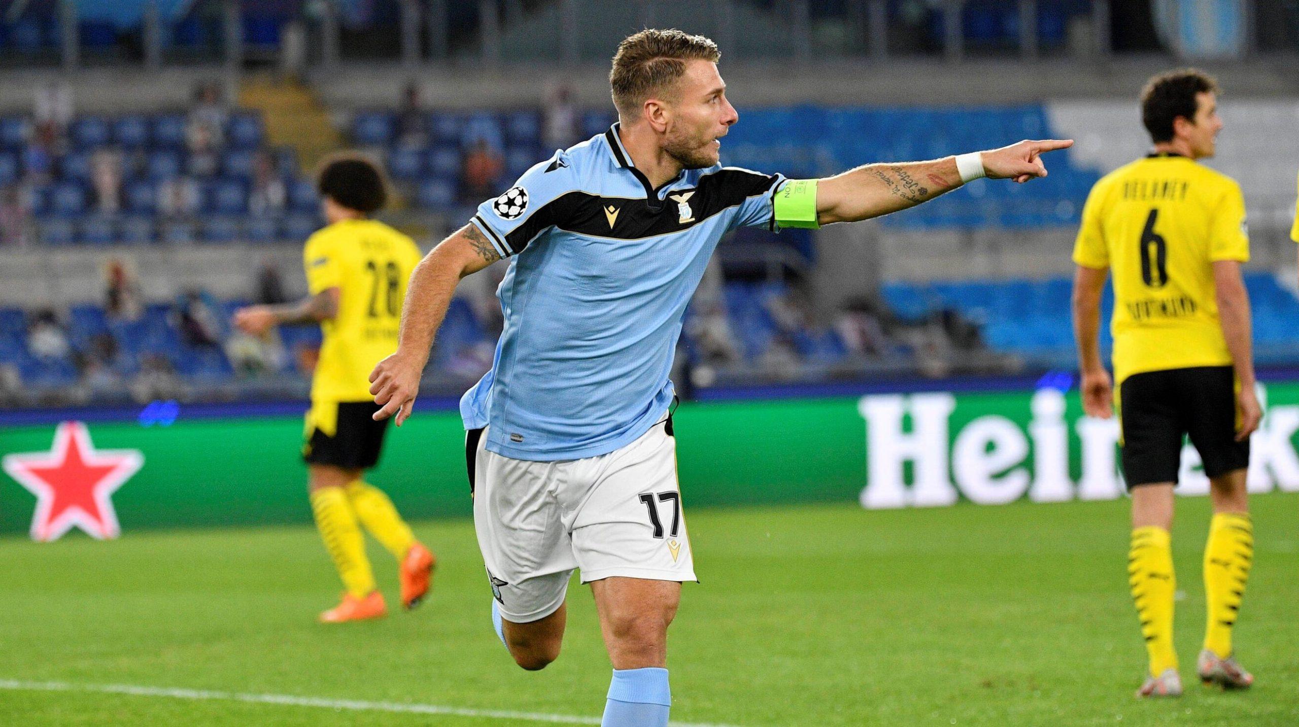 Sakiti Sang Mantan, Immobile; Saya Hanya Fokus dengan Lazio dan Timnas