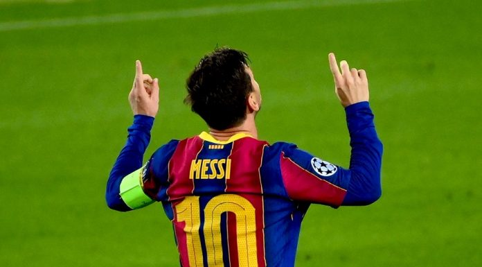 Tak Tanggung-tanggung, Messi Diberi Rating 10 oleh Whoscored