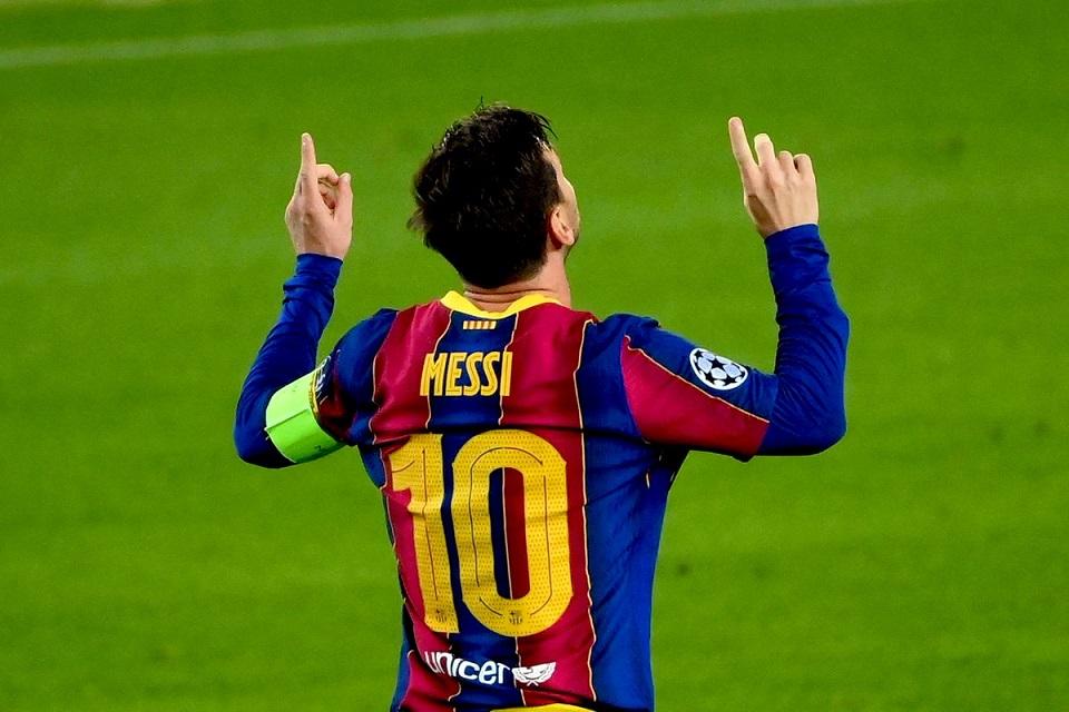 Bartomeu Mundur, Messi Meluncur