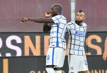Usai Kalahkan Genoa, Inter Berada di Posisi Ketiga