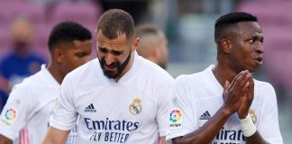 Seorang Benzema Ejek-ejek Vinicius, Legenda Milan Menakjubkan