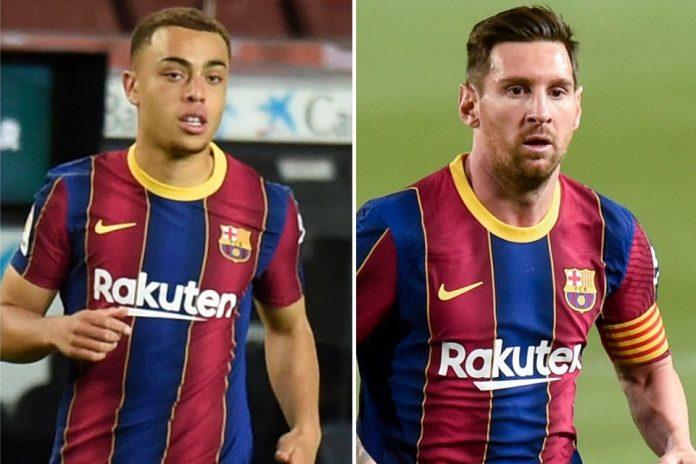 Sergino Dest: Fantastis Bisa Main Bareng Messi