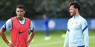 Jorginho Resmi Jadi Mentor Bahasa Inggris Thiago Silva