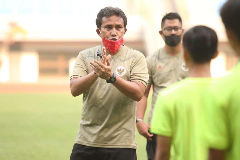 TC Timnas U-16 Tuntas Tanpa Laga Uji Coba, Bima Sakti Tidak Masalah