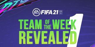 Tiga Striker Top Masuk Daftar TOTW Pertama FIFA 21