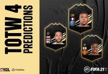 Deretan Pemain yang Diprediksi Hadir dalam TOTW 4 FIFA 21