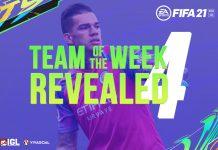 Striker Gaek Milan Masuk dalam Jajaran TOTW 4 FIFA 21