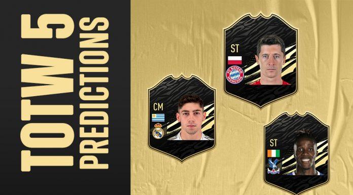 Trio Striker Maut Diprediksi Hadir dalam TOTW 5 FIFA 21