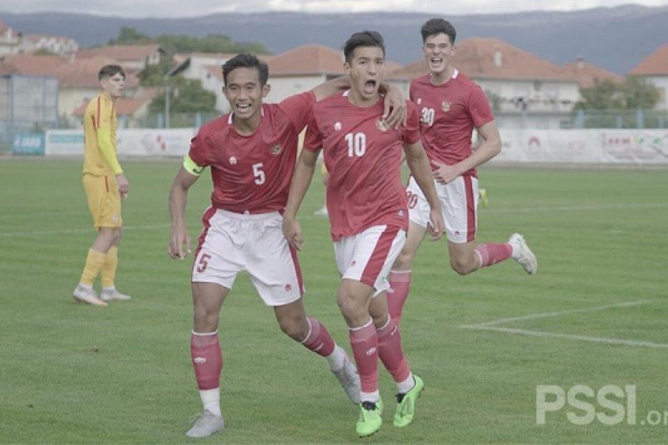 Timnas U-19 Bungkam Hajduk Split 4-0