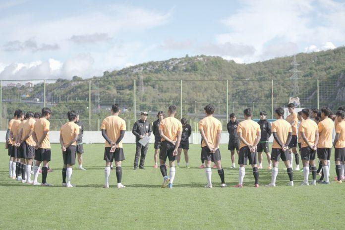 Timnas U-19 Pede Bisa Menang Jelang Laga Revans Kontra Bosnia