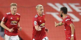 Van de Beek Temukan Posisinya di Manchester United