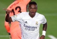 Gol Tunggal Vinicius Selamatkan Real Madrid Atas Valladolid
