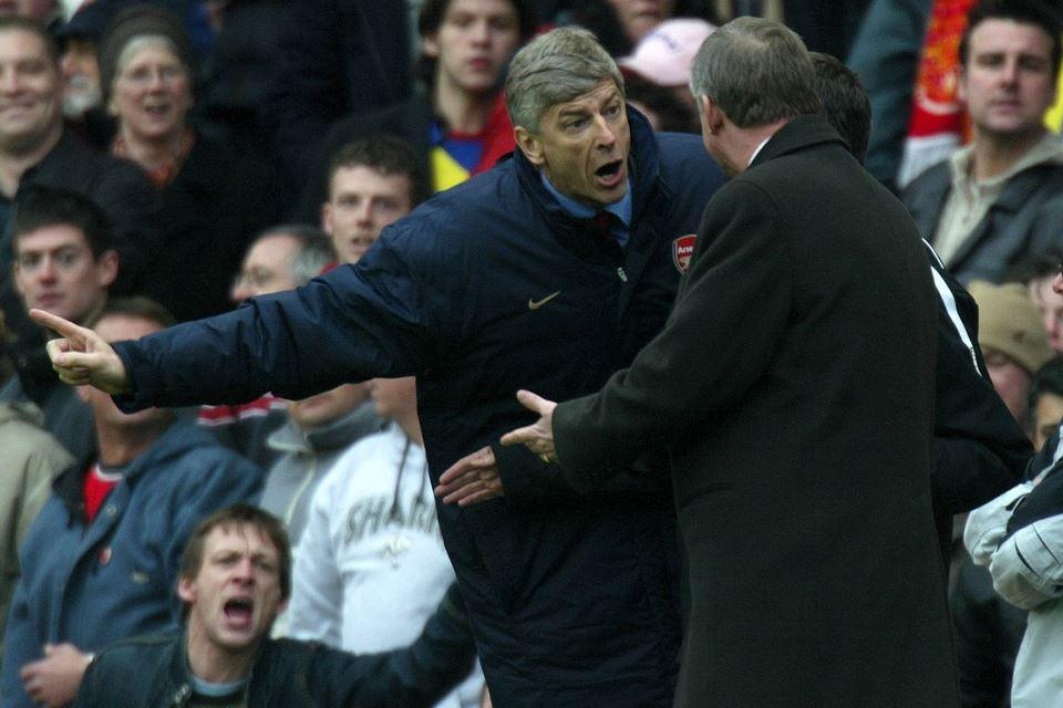Wenger Akui 'Fergie Time' Buat Dirinya Begitu Membenci Alex Ferguson