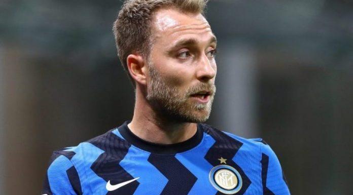 Belum Optimal di Inter, Eriksen Seharusnya Bermain di Posisi Terbaiknya