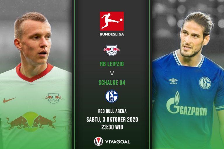 Prediksi Leipzig vs Schalke: Sejarah Berpihak Pada Tim Tamu