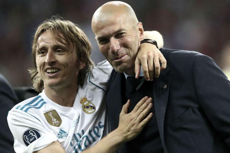 Utak-atik Skuad Utama Real Madrid