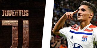 Kalahkan Arsenal, Juventus Terdepan Dapatkan Houssem Aouar