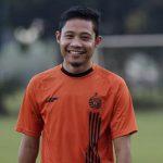 Evan Dimas Resmi Gabung Kembali dengan Bhayangkara FC