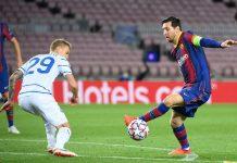 Dynamo Kiev Jangan Senang Dulu Kalau Messi Absen