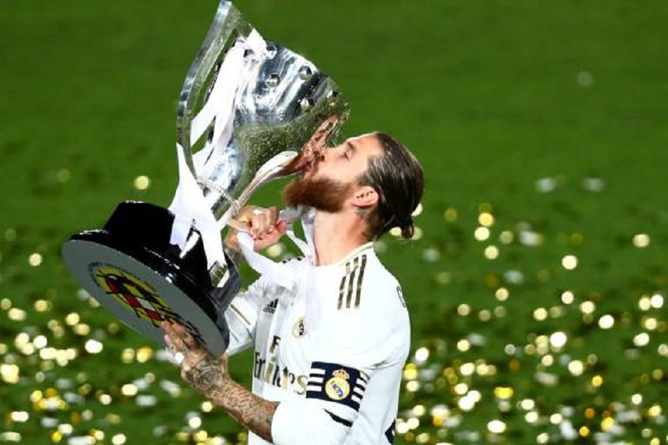 Ramos, Lambang Kesuksesan Real Madrid