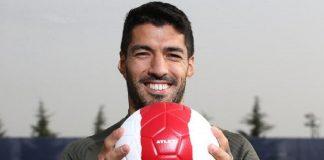 Luis Suarez Cuek Dengan Persaingan Top Skor LaLiga