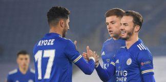 Maddison Leicester vs Braga