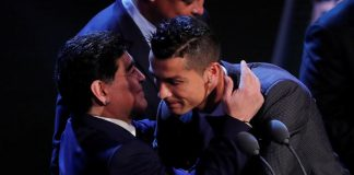 Maradona Meninggal, Ronaldo: Sepakbola Kehilangan Sang Jenius Abadi