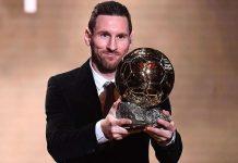 Kampanye Capres Barcelona: Janji Bantu Messi Menangi Ballon d'Or Lagi