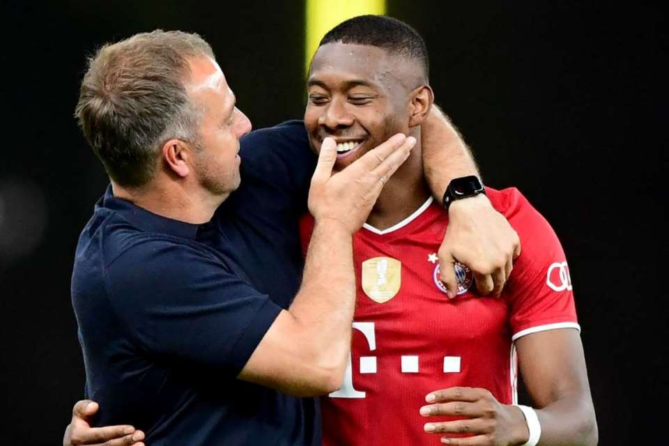 Raksasa Inggris Tertarik Rekrut Bintang Bayern Munchen
