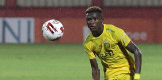 Alasan Bhayangkara Lepas Herve Guy Dia Ingin Main Sepakbola