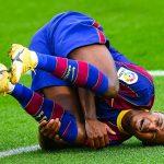 Jalani Operasi Lutut, Bintang Barcelona Dipastikan Absen di Euro 2020