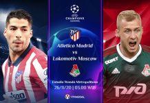 Atletico vs Lokomotiv: Prediksi dan Live Streaming