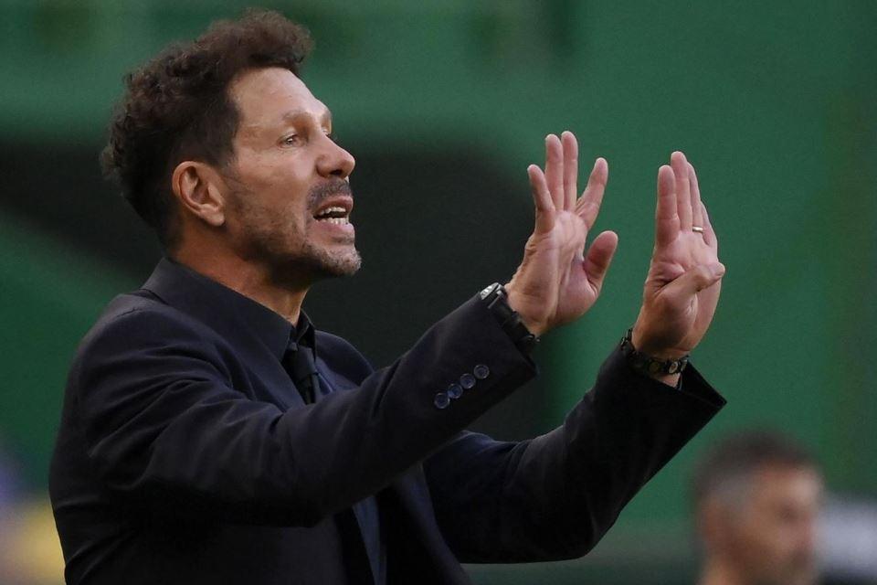 Atletico Yakin Bisa Tumbangkan Barcelona Di Wanda Metropolitano