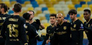 Barcelona Menang Telak Tanpa Messi, Netizen Biarkan Messi Pergi