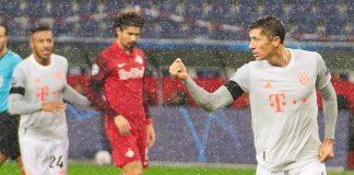 Bayern Bungkam Tuan Rumah RB Salzburg 6-2